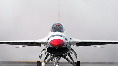 92-3880 - Lockheed Martin F-16CM Fighting Falcon - United States - US Air Force (USAF)