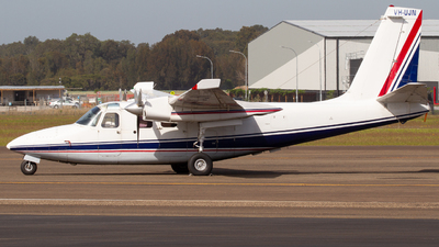 VH-UJN - Aero Commander 500S - General Aviation Maintenance (GAM)