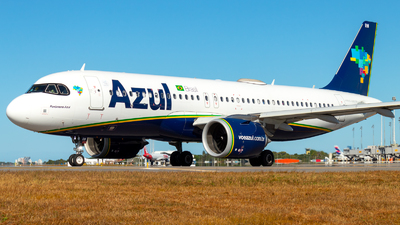 A picture of PRYRW - Airbus A320253N - Azul Linhas Aereas - © Mike Sierra Oscar
