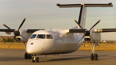 A picture of CFYDH - De Havilland Canada Dash 8100 - Central Mountain Air - © Ushabh Salaria - FederalAce