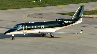 OH-WIL - Gulfstream G150 - Jetflite