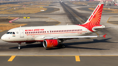 VT-SCN - Airbus A319-112 - Air India