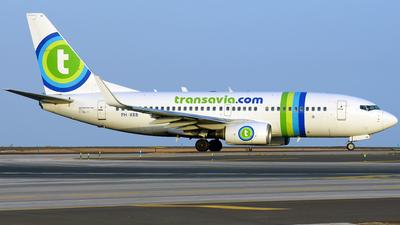 PH-XRB - Boeing 737-7K2 - Transavia Airlines