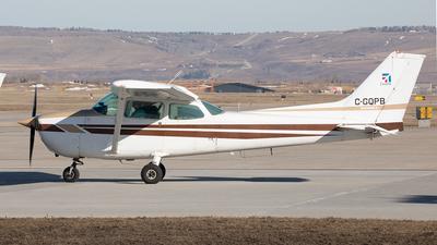 C-GQPB - Cessna 172N Skyhawk II - Calgary Flying Club