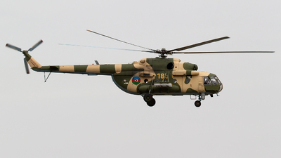 185 - Mil Mi-17-1V Hip - Azerbaijan - Air Force