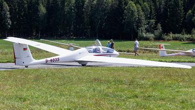 D-4035 - Grob G103C Twin III Acro - Segelflugzentrum Ottengrüner Heide