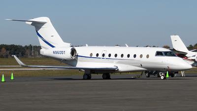 N960DT - Gulfstream G280 - Private