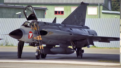 06 - Saab J-35Ö Mk.II Draken - Austria - Air Force
