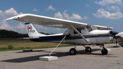 C-FSZR - Cessna 150F - Private