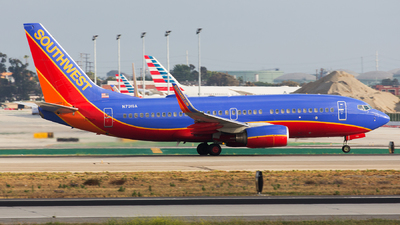 N731SA - Boeing 737-7H4 - Southwest Airlines
