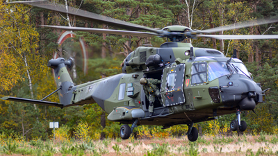 79-20 - NH Industries NH-90TTH - Germany - Army