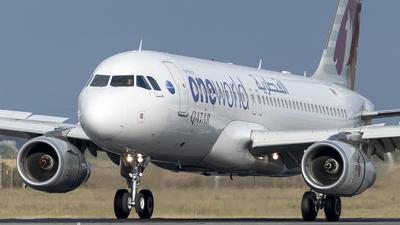 A7-AHO - Airbus A320-232 - Qatar Airways