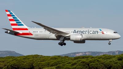 N804AN - Boeing 787-8 Dreamliner - American Airlines