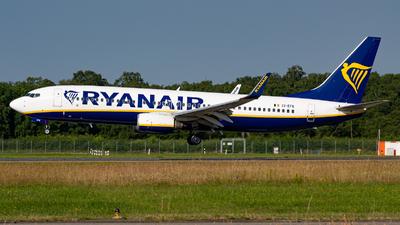 A picture of EIEFK - Boeing 7378AS - Ryanair - © Niclas Rebbelmund