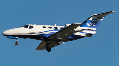 N1RG - Cessna 510 Citation Mustang - Private