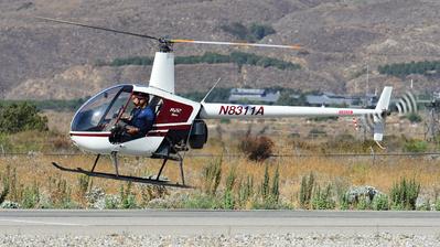 N8311A - Robinson R22 Beta - Private