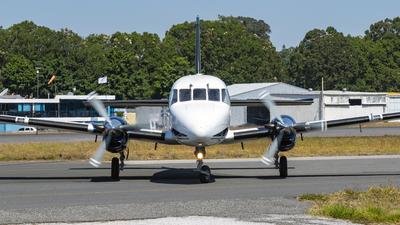 TG-TAN - Embraer EMB-110P2 Bandeirante - TAG Airlines - Transportes Aéreos Guatemaltecos