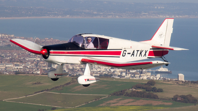 G-ATKX - Jodel D140C Mousquetaire III - Private