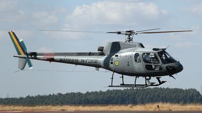 N-7082 - Eurocopter AS 350BA Ecureuil - Brazil - Navy