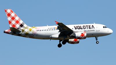 EC-MTN - Airbus A319-112 - Volotea
