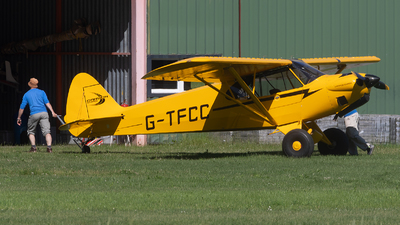 G-TFCC - Cub Crafters CC-11-160 Carbon Cub SS - Private