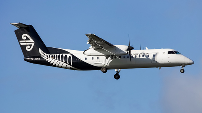 ZK-NFB - Bombardier Dash 8-Q311 - Air New Zealand