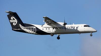A picture of ZKNFB - De Havilland Canada Dash 8300 - Air New Zealand - © Cameron Matthews