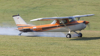 N69HG - Cessna 150G - Private