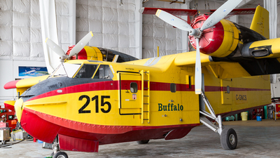 C-GNCS - Canadair CL-215 - Buffalo Airways