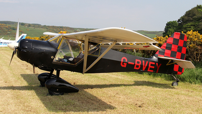 A picture of GBVEY - Denney Kitfox 41200 - [PFA 172A12527] - © Ian Howat