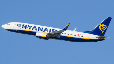 A picture of 9HQBI - Boeing 7378AS - Ryanair - © Raoul Andries