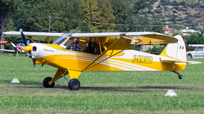 I-VRAD - Piper PA-18-150 Super Cub - Private