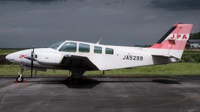 JA5299 - Beechcraft 58 Baron - JPA Flight Academy