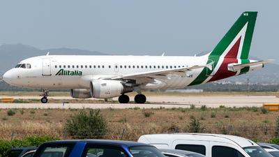 A picture of EIIMB - Airbus A319112 - Alitalia - © Chris Tsiakos