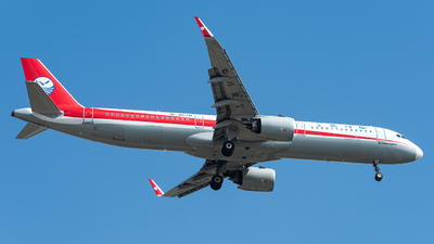 A picture of B307D - Airbus A321271N - Sichuan Airlines - © xuhaoqing995