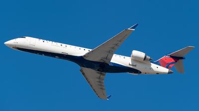 N354CA - Bombardier CRJ-701ER - Delta Connection (Endeavor Air)