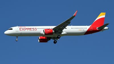 EC-NIA - Airbus A321-251NX - Iberia Express