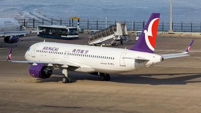 B-MCL - Airbus A320-271N - Air Macau