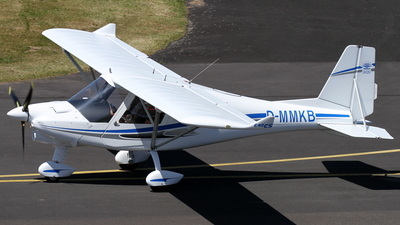 D-MMKB - Ikarus C-42S - Private