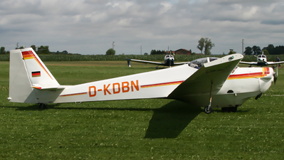 D-KDBN - Scheibe SF.25C Falke - Private