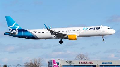 C-FTXZ - Airbus A321-211 - Air Transat