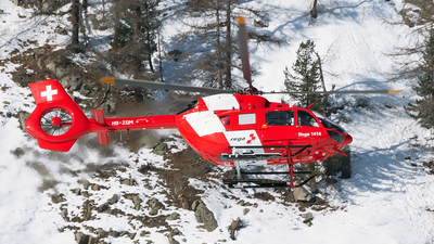 HB-ZQM - Airbus Helicopters H145 - REGA - Swiss Air Ambulance