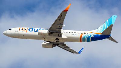 A6-FDC - Boeing 737-8KN - flydubai