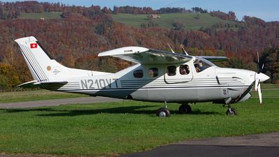 N210VT - Cessna P210N Pressurized Centurion II - Motorfluggruppe Olten