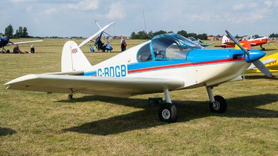 G-BDGB - Gardan GY-20 Minicab - Private