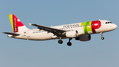 CS-TNN - Airbus A320-214 - TAP Air Portugal