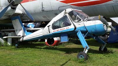 SP-EAB - PZL-Okecie 104 Wilga 35A - Private