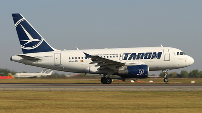 A picture of YRASD - Airbus A318111 - Tarom - © Calin Horia Lupu