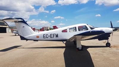 EC-EFM - Piper PA-28RT-201T Turbo Arrow IV - Private