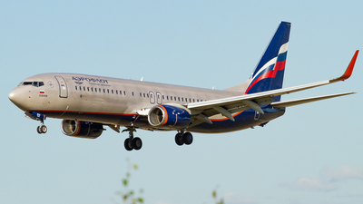 A picture of VQBVU - Boeing 7378LJ - Rossiya - © Alexander Belyakov